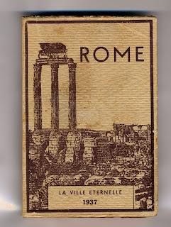 Gruppo Lozzi Editori - La Ville Eternelle 1937