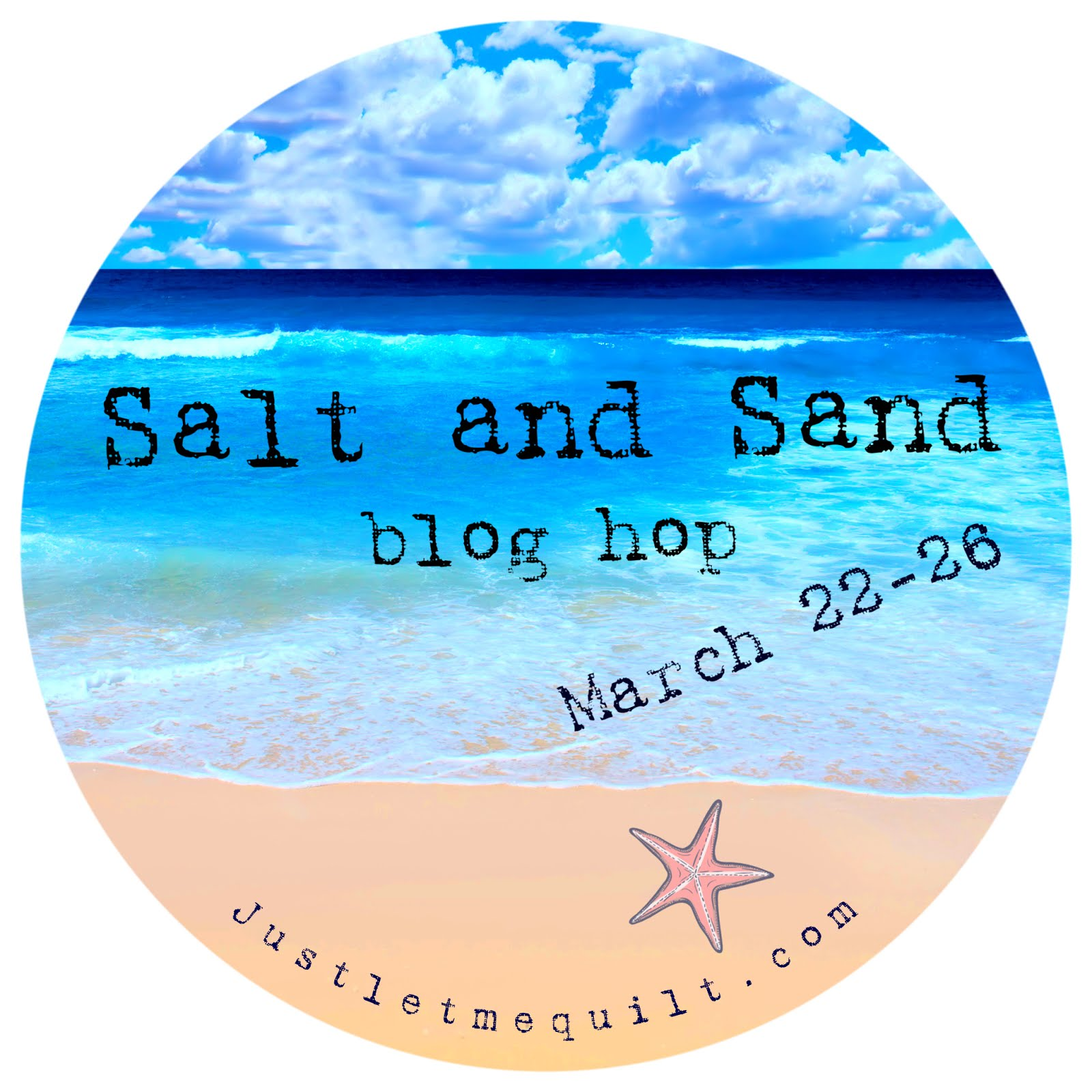 Salt and Sand Blog Hop