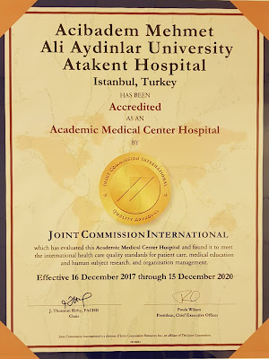 Joint Commission International: Patient Safety, Accreditation