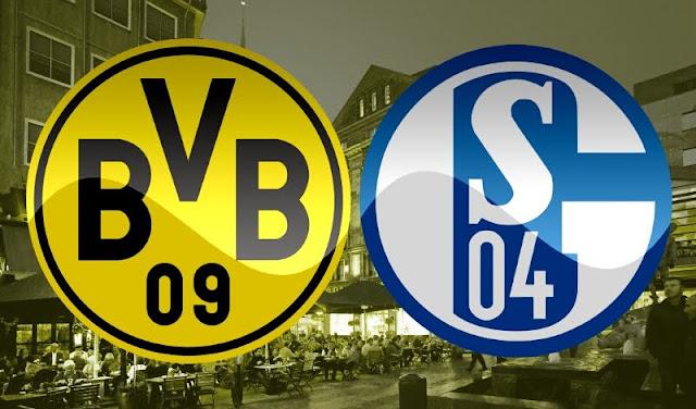 Borussia Dortmund x Schalke O dérbi do Vale do Ruhr
