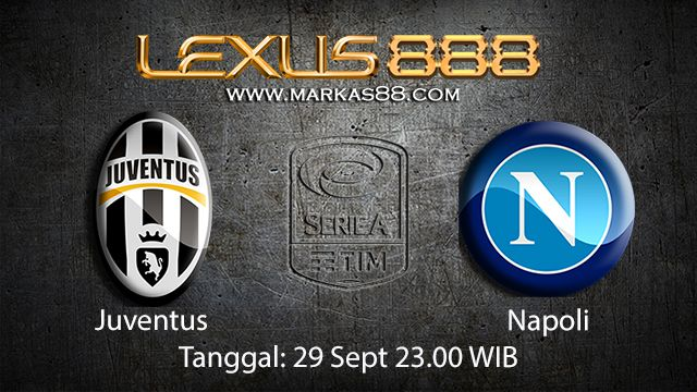 Prediksi Bola Jitu Juventus vs Napoli 29 September 2018 ( Italian Serie A )