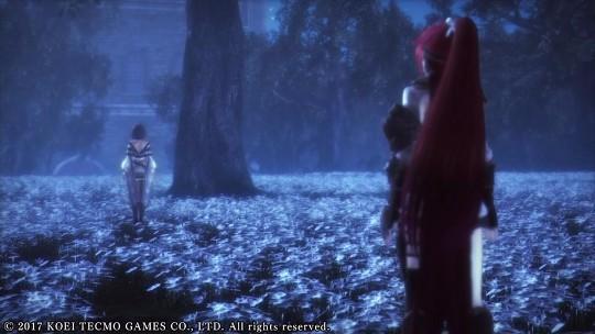 Critique Jeux Vidéo, Gust, Koch Media, Koei Tecmo, Nights of Azure 2: Bride of the New Moon, Nintendo Switch, Playstation 4, Playstation Vita, Steam, Jeux Vidéo,