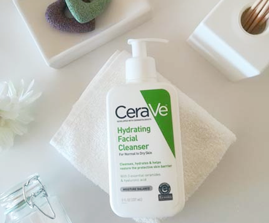 HYDRATING CLEANSER DE CERAVE | REVIEW