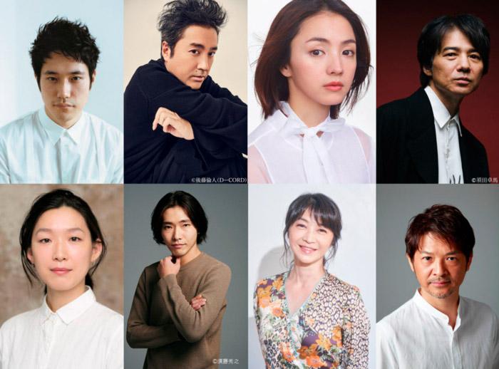 Kawapperi Mukoritta film - Naoko Ogigami - reparto