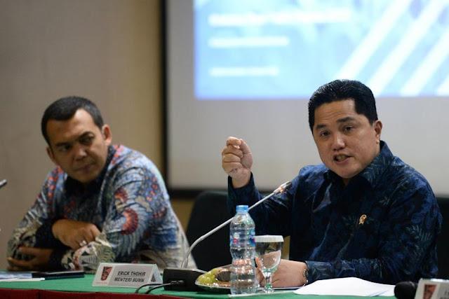 Erick Thohir: Harga Vaksin Corona untuk Satu Orang Mencapai Rp 439.800