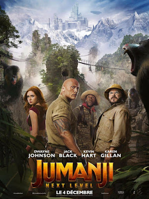 Jumanji2 The Next Level