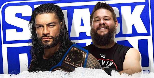 Ver Wwe En Vivo SmackDown 12 de Febrero 2021