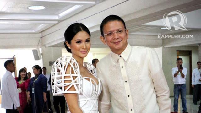 Heart Evangelista Ipinakita Kung Paano Itrato Ang Anak Ni Chiz Escudero!