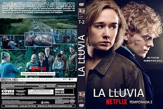 LA LLUVIA – THE RAIN 2019 TEMPORADA 2 [COVER – SERIE – DVD]