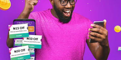 Get Free ₦100 Airtime From Palmpay App