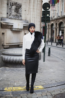 Beautiful Islamic Clothing Hijab Fashion www.bestfashionpk.blogspot.com