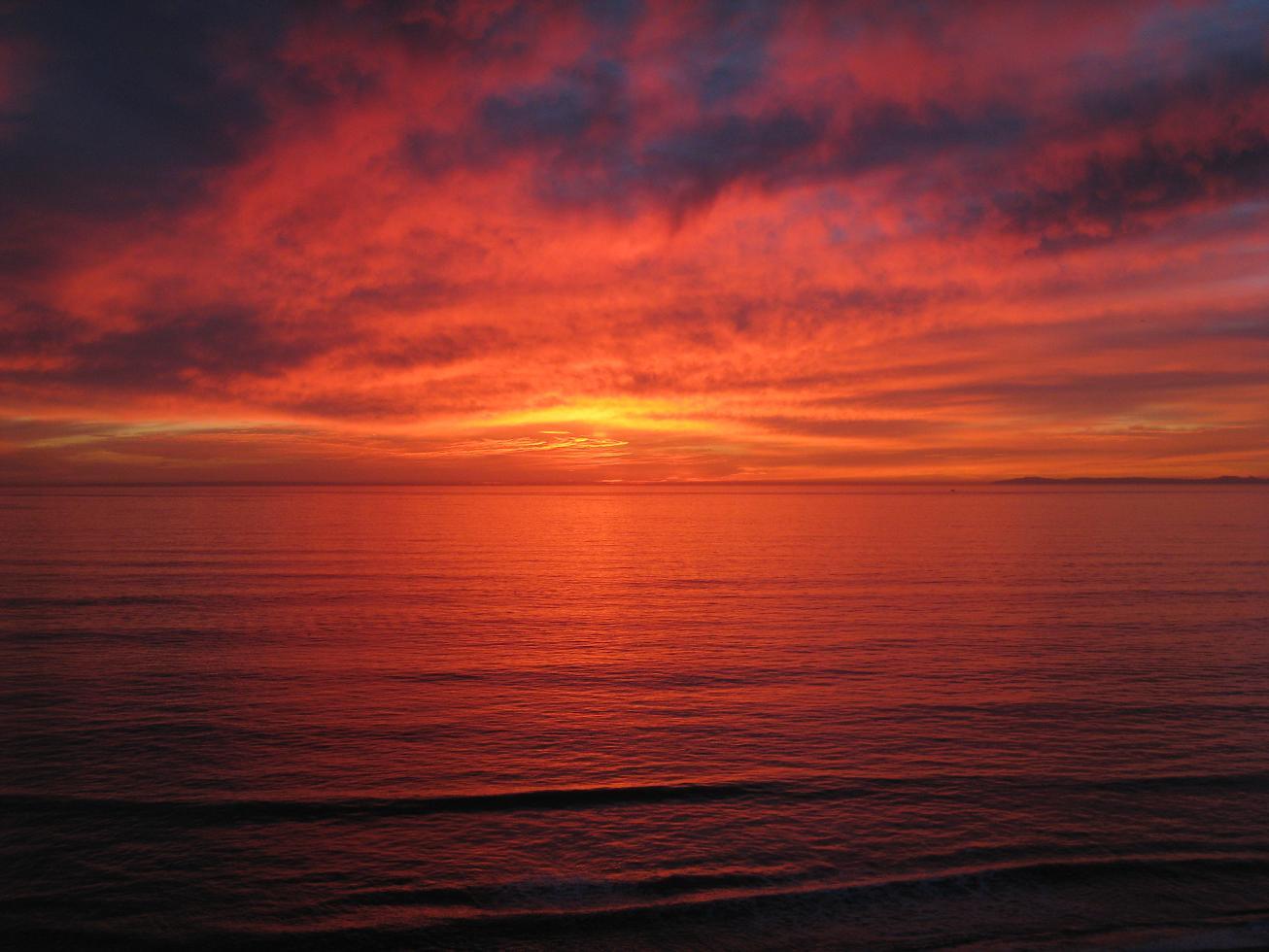 Sunset Coast: Sunset Coasting Sunday Sunset Beach