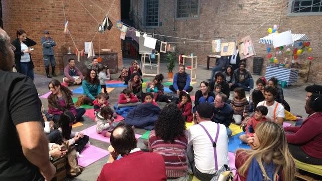 """Casa das Caldeiras promove lançamento do livro """"Manual em Família"""" com atividades para a família"""