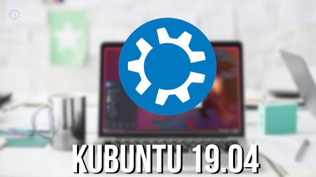 Kubuntu 19.04 é lançado e conta com novidades na versão