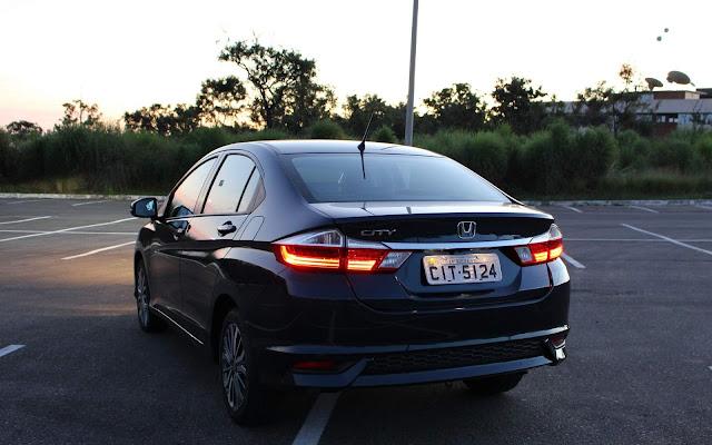 Honda City 2018 EXL CVT
