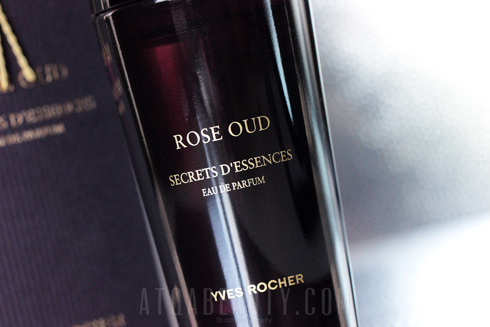 Yves Rocher, Secrets d'essences, Rose Oud EDP