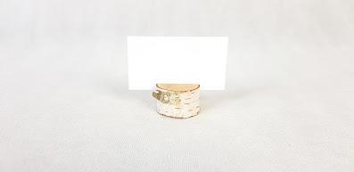 brzozowe podstawki pod winietki wypożyczalnia dekoracji rzeszów ślubnażyczenie