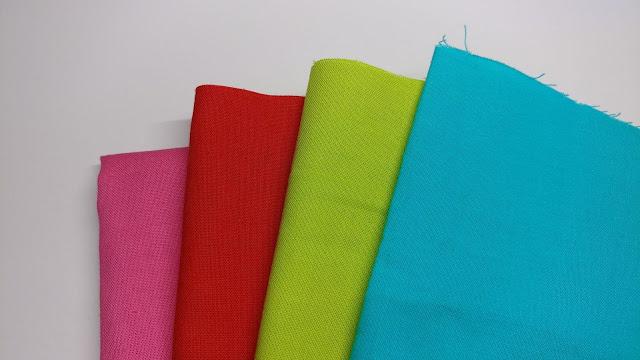 Christmas fabric pull