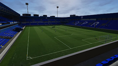 PES 2021 Stadium Loftus Road
