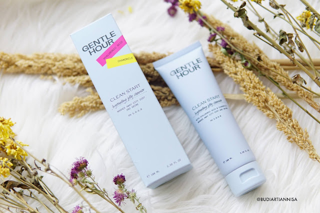 GENTLE HOUR CLEAN START HYDRATING JELLY CLEANSER