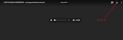 Cara Download Lagu Rohani Kristen