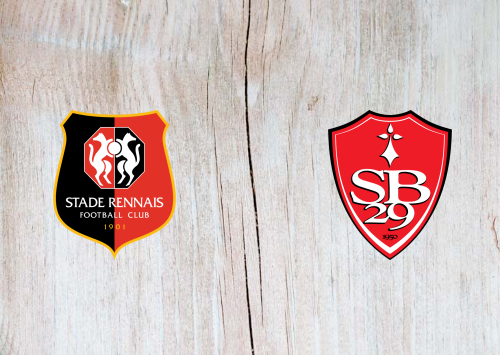 Rennes vs Brest -Highlights 8 February 2020