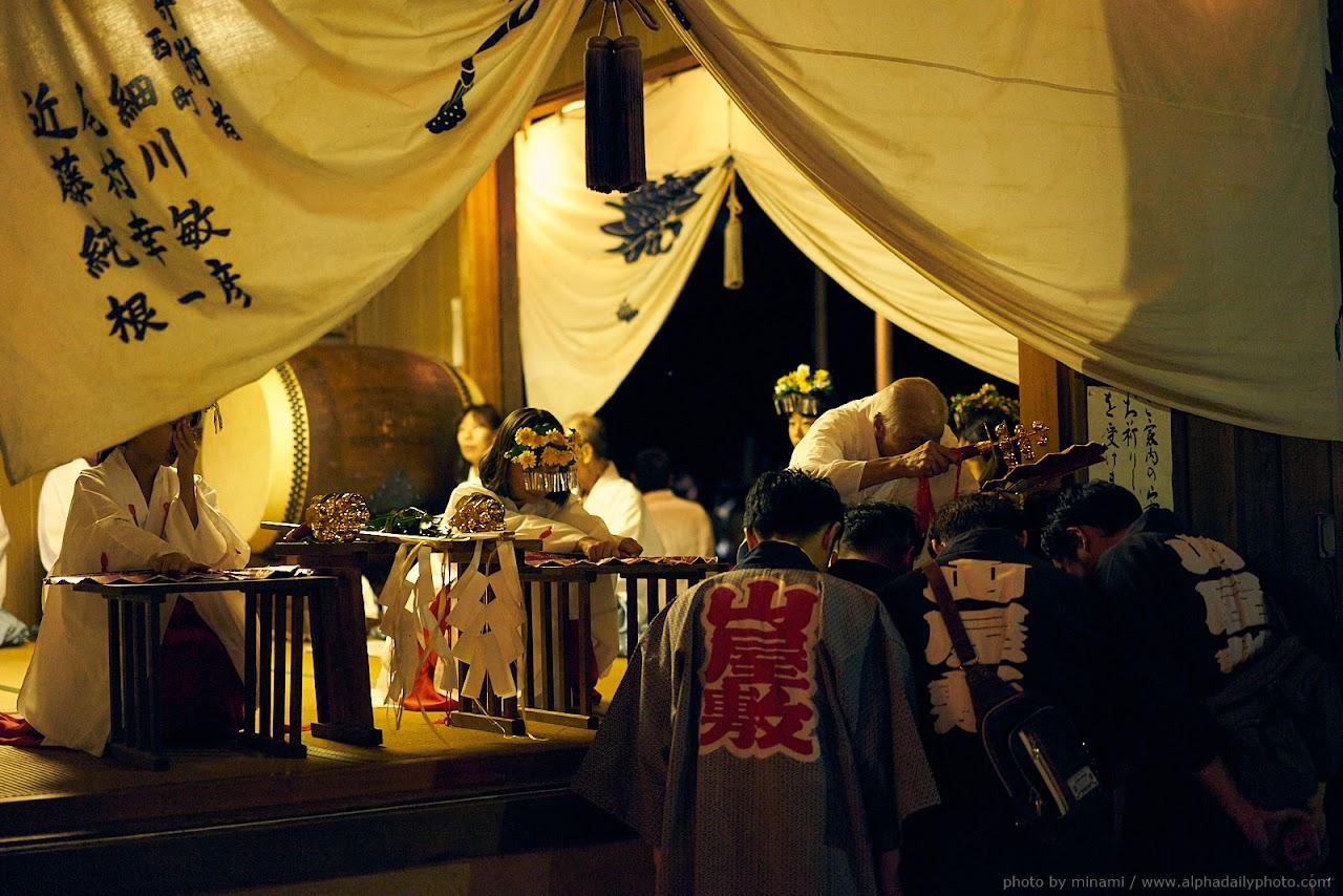知立神社秋葉祭り