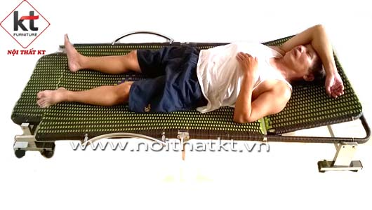 Giải pháp tốt nhất đem lại giấc ngủ ngon trong ngày hè nóng nực - GIƯỜNG GẤP MÂY
