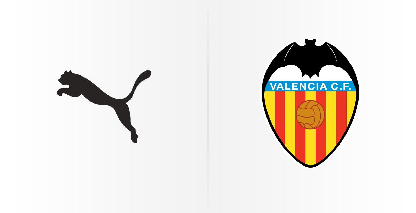 valencia to sign puma kit deal