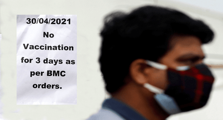Indian States - Covid-19 Vaccines, Nationwide Inoculation Delayed