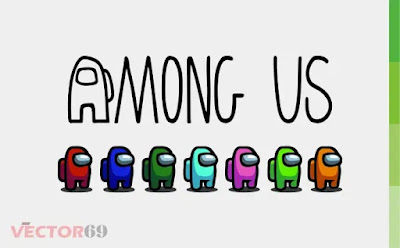 Among Us - Download Vector File CDR (CorelDraw)