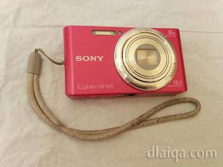 Kamera Saku Kesayanganku, Sony DSC-W730
