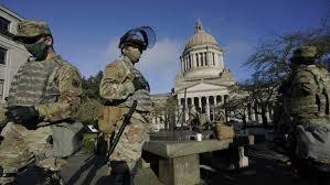 Washington  declaró el estado de emergencia  para garantizar la seguridad en acto presidencial