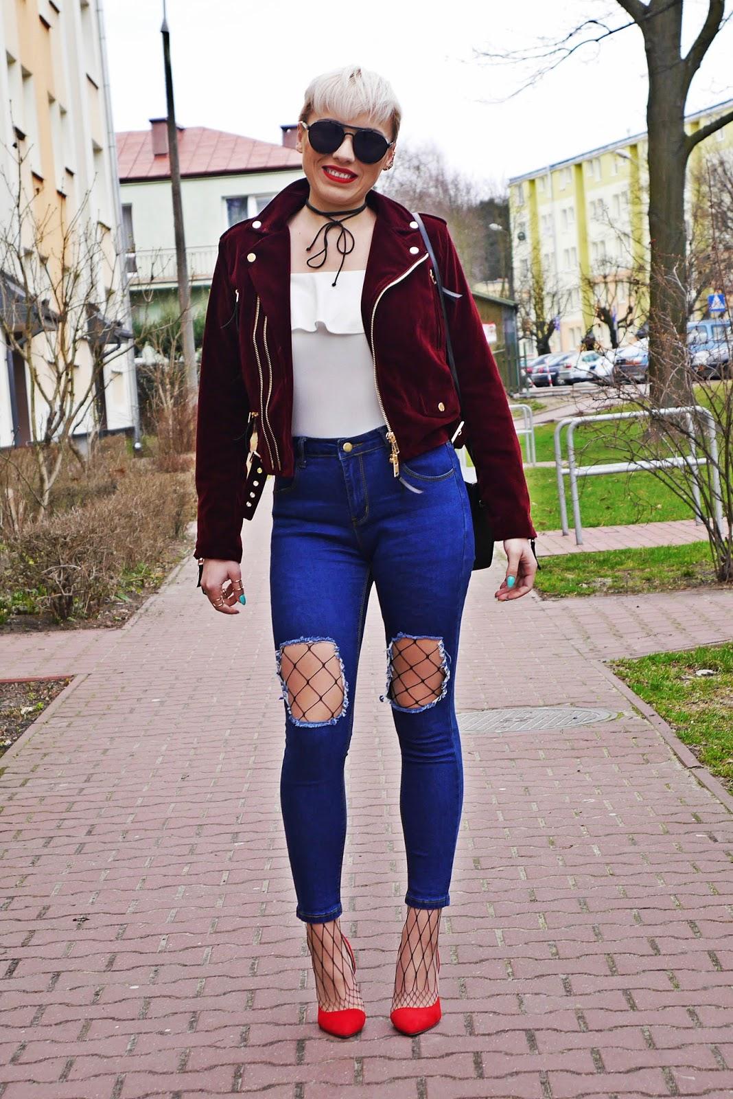 czerwone_szpilki_welurowa_ramoneska_karyn_blog_look-ootd_300317a