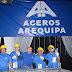 ACEROS AREQUIPA: REALIZARA CHARLA  A MÁS DE 300 TRABAJADORES DEL SECTOR CONSTRUCCIÓN EN VILLA EL SALVADOR Y PUENTE PIEDRA
