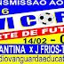 Final da XVI Copa Norte de Futsal