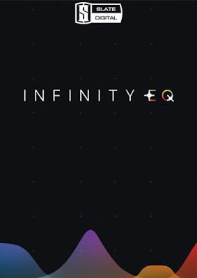 Cover do plugin Slate Digital - Infinity EQ 1.0.5.1
