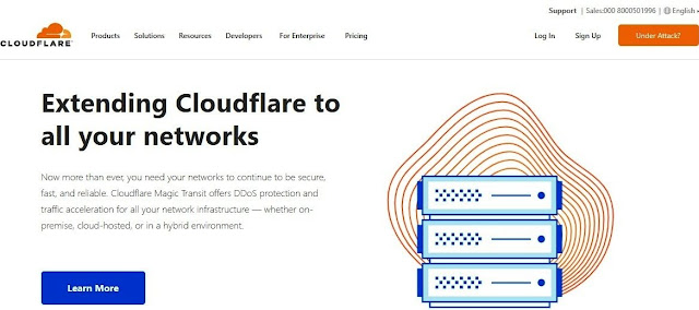 cloudflare,How to find deleted CNAME of the blogger