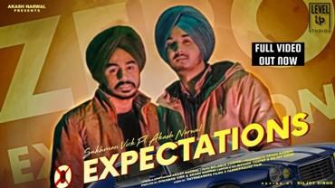 Expectations Lyrics - Sukhman Virk ft Akash Narwal