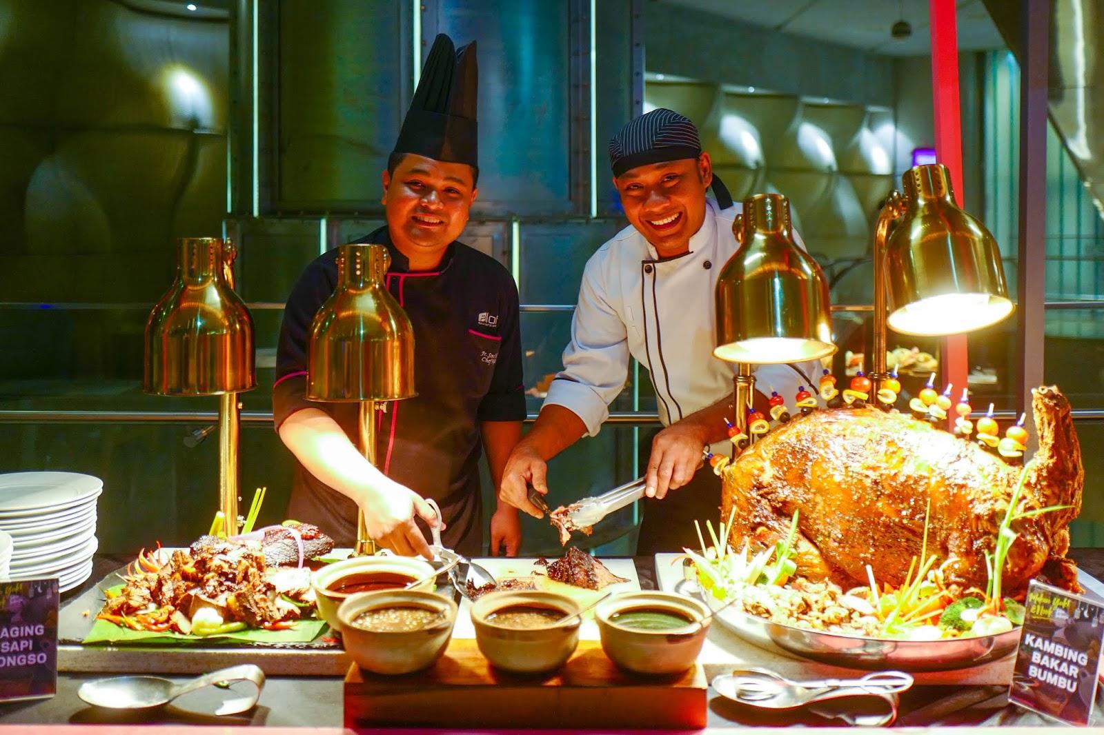 Nook, Aloft Kuala Lumpur Sentral: Makan Yuk! Indonesian Ramadan Feast