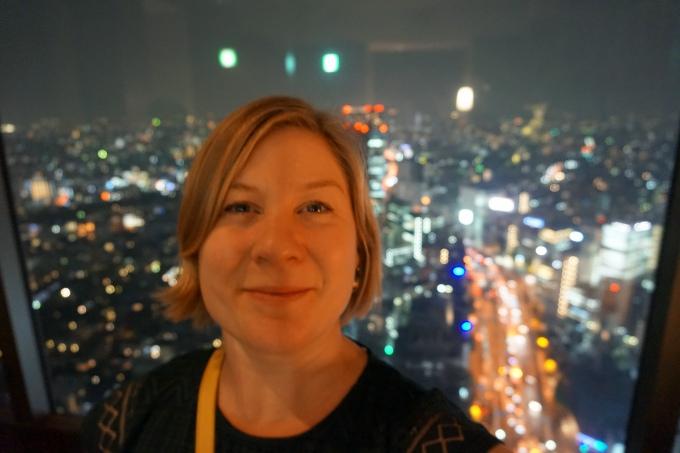 Kokemuksia Tokiosta, Cerulean Towerin pianobaari