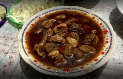 10 Kuliner Makanan Khas Sleman, Yogyakarta Yang Wajib Anda Nikmati - Entok Slenget / Rica - Rica Angsa