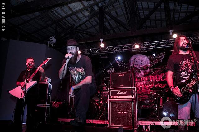 Balboa's Punch - O SUBSOLO - Cobertura Otacílio Rock Festival 2019 - 13ª Edição