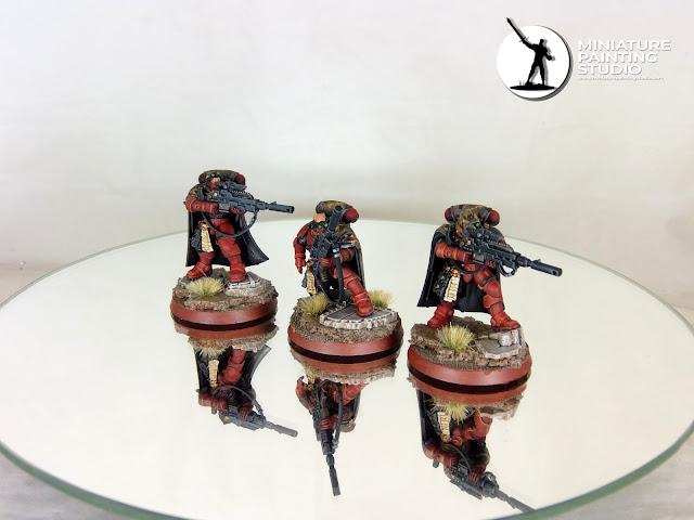Warhammer 40K Eliminators