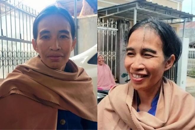 Viral! Emak-emak di Makassar Mirip Presiden Jokowi, Ini Komentar Netizen