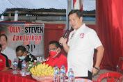 Solid Menangkan OD-SK dan JG-KWL di Minut, Steven: Beri Pendidikan Baik ke Warga Bukan Ujaran Kebencian