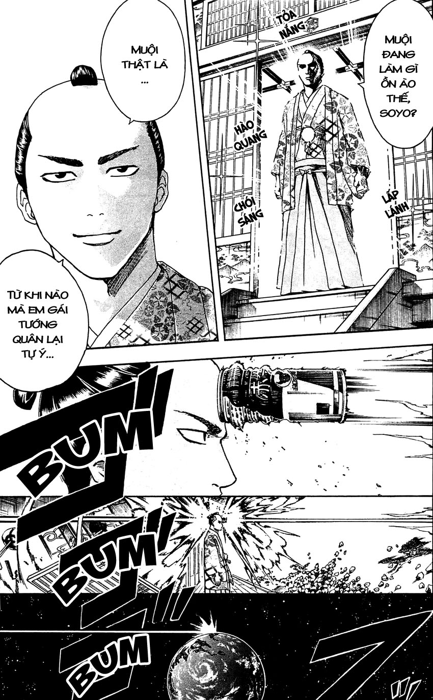 Gintama Chap 387 page 18 - Truyentranhaz.net
