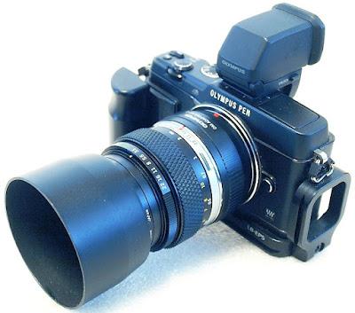 Olympus E-P5, Zuiko OM 50mm F3.5 Macro