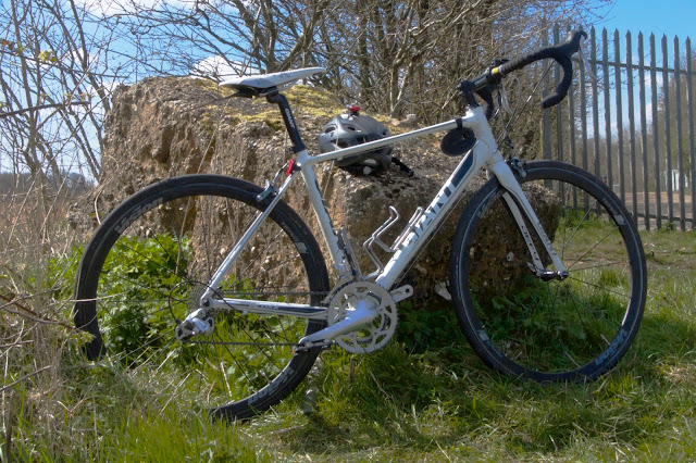Fizik Arione K:IUM Snake Versus first ride