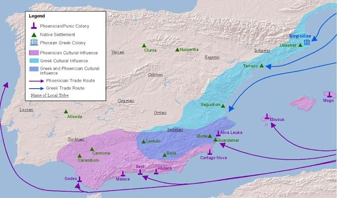 Καταλονία: Το ελληνικό παρελθόν της Ισπανίας